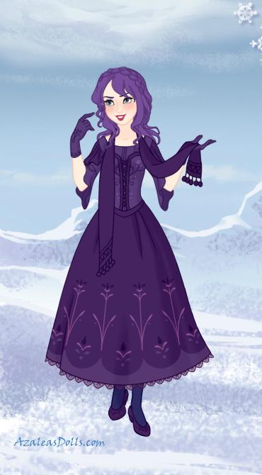 Jessica frozen by Sexiecutie5555