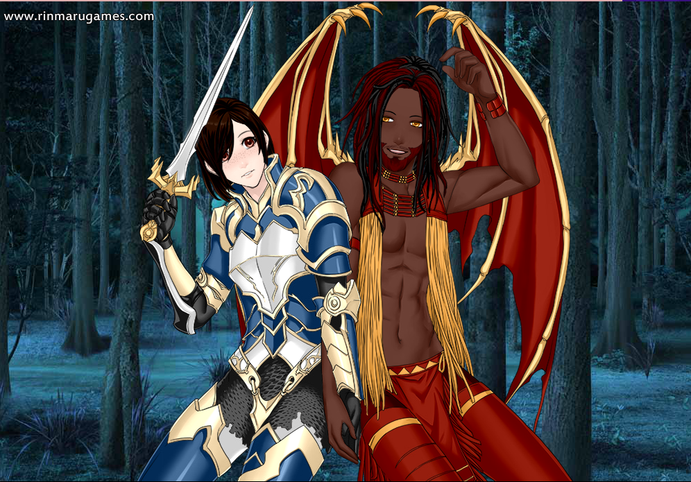 Gondor and Evyan by Sexiecutie5555