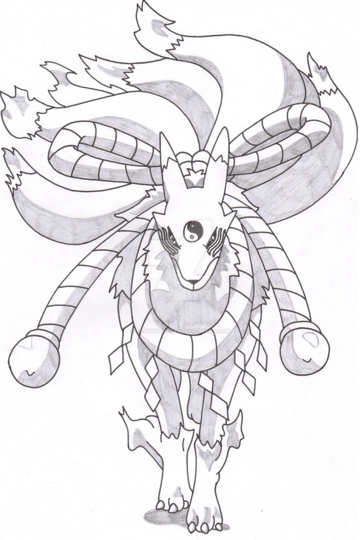 Kyubimon Onwards by Taurustiger86
