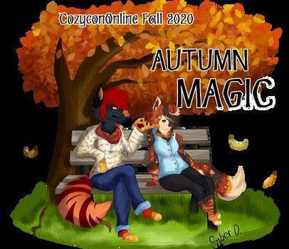 Cozycon Online 2020 - Autumn Magic!