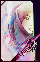 Beauty of Hijab by Ryannzha
