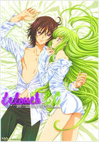 Lelouch and CC by Screeamx