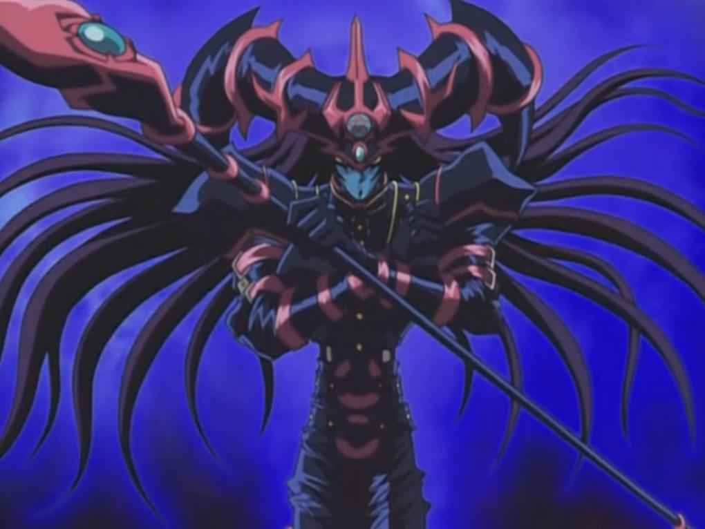 Magician of black chaos !! by SamuraiShinai on DeviantArt  Magician of bla...