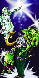 Koichi of the River by Carbonated-James
