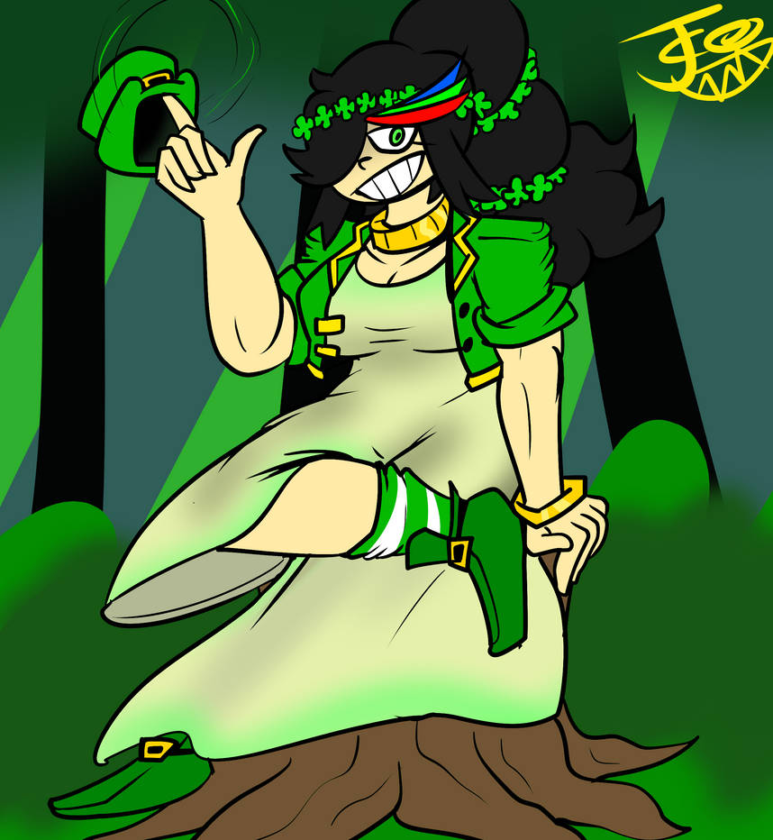 Irish Party Deicy by Carbonated-James