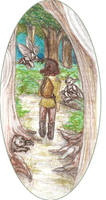 Ronia and the Fairies