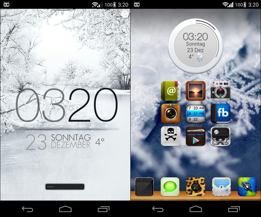 Nexus 4 CM10.1 Nightly by PhilDesire