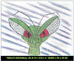 Millennium Bug Signal Intrusion by SharazDestler