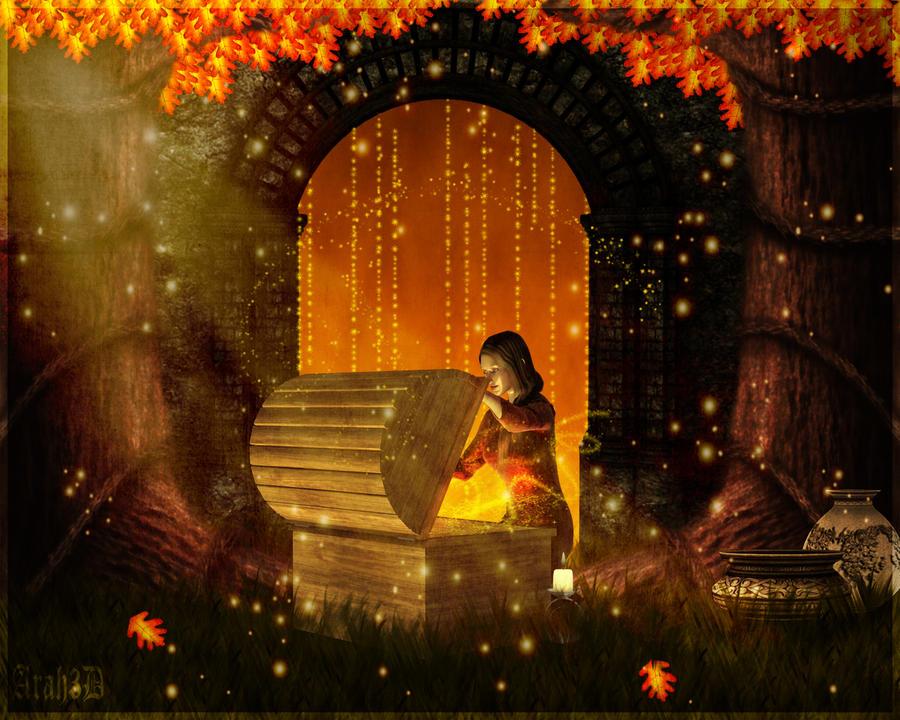 Autumn Magic by Arah019