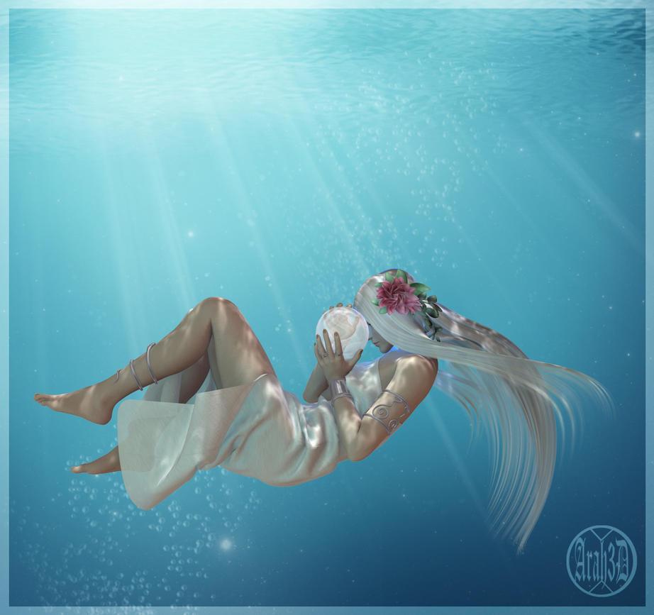 Underwater Dreams by Arah019