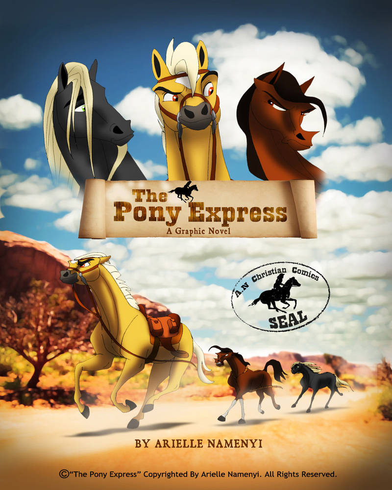 The Pony Express Preview