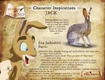 Character Inspirations Jack