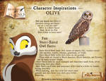 Character Inspirations Olive