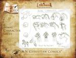 Akmal Character Sheet