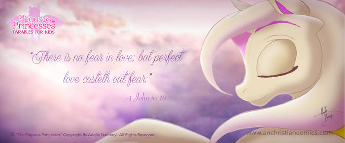Pegasus Princesses Bible Quote