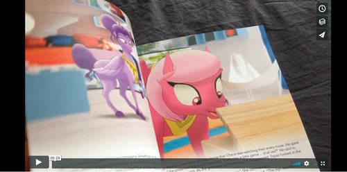 Pegasus Princesses Special Edition Sample Video