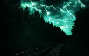 Dark track wallpaper by Kronos3051