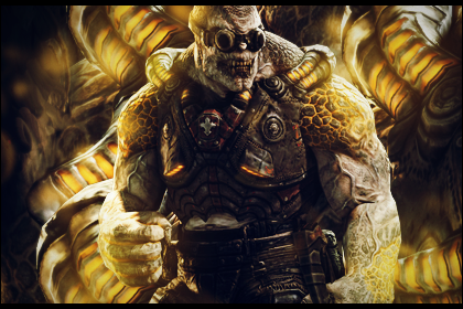 Orc warrior by Kronos3051