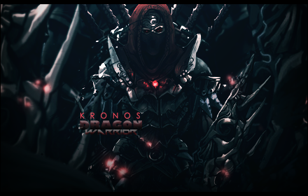 Dragon warrior by Kronos3051