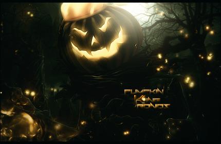 Pumpkin king by Kronos3051