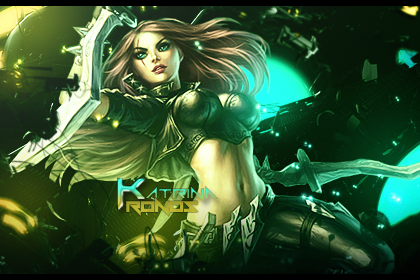 Lol: Katrina by Kronos3051