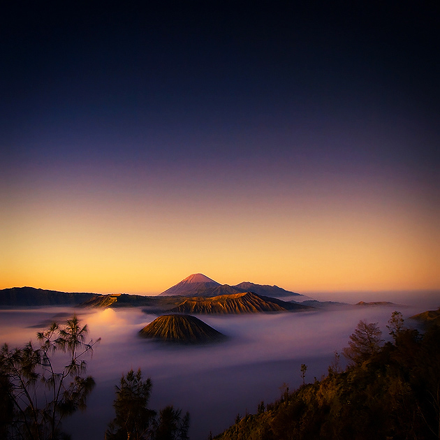 Bromo Mountain by ucilito
