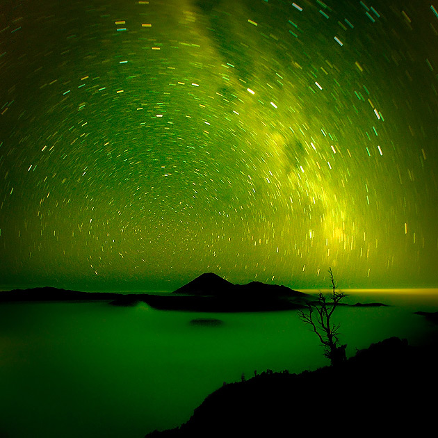 Bromo Stars by ucilito
