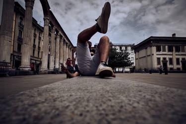 Air ballet by Eyes-Freak-17