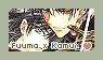 Stamp | Fuuma x Kamui by BluAjisai