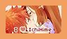 Stamp | IchiHime by BluAjisai