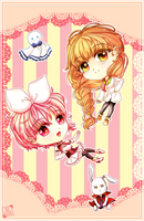 ! Happy Birthday Rosuuri ! by BluAjisai