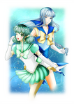 Senshi comm. || S.Constant and S.Moonbeam