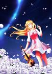 The Violinist [+ Speedpaint]