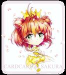 Chibi CC Sakura [+ Speedpaint]