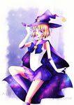Senshi comm. || Sailor Magic [+ Speedpaint]
