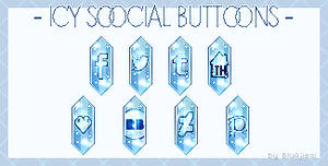 comm. || Icy Social Buttons