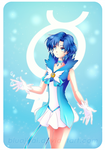 Sailor Mercury - Elysium