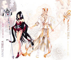 Adopt Amalthea #13 and #14 - Auction OPEN