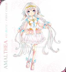 Adopt Amalthea #15 - Elite ( first child ) CLOSED