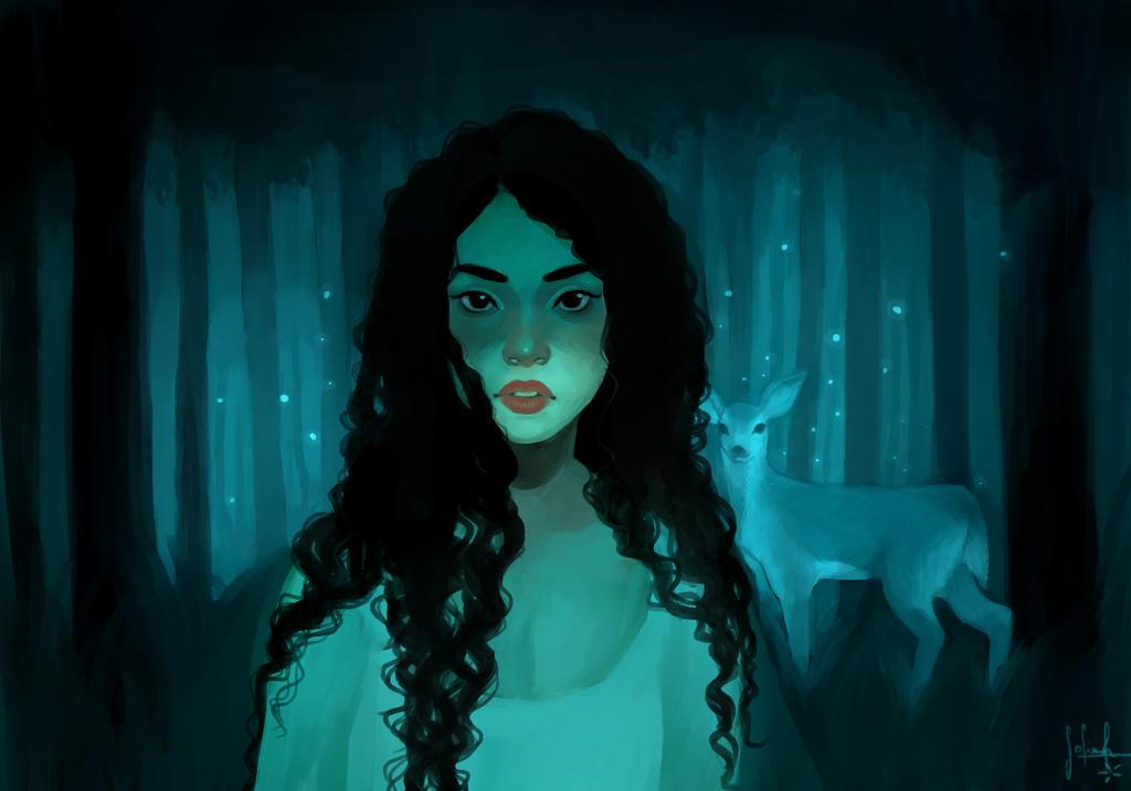 Yavanna - Silmarillion by SofiaChannel
