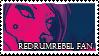 RedRumRebel Fan Stamp by iJemz