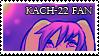 Kach-22 Fan Stamp by iJemz