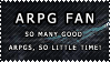 ARPG Fan Stamp by iJemz