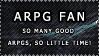 ARPG Fan Stamp