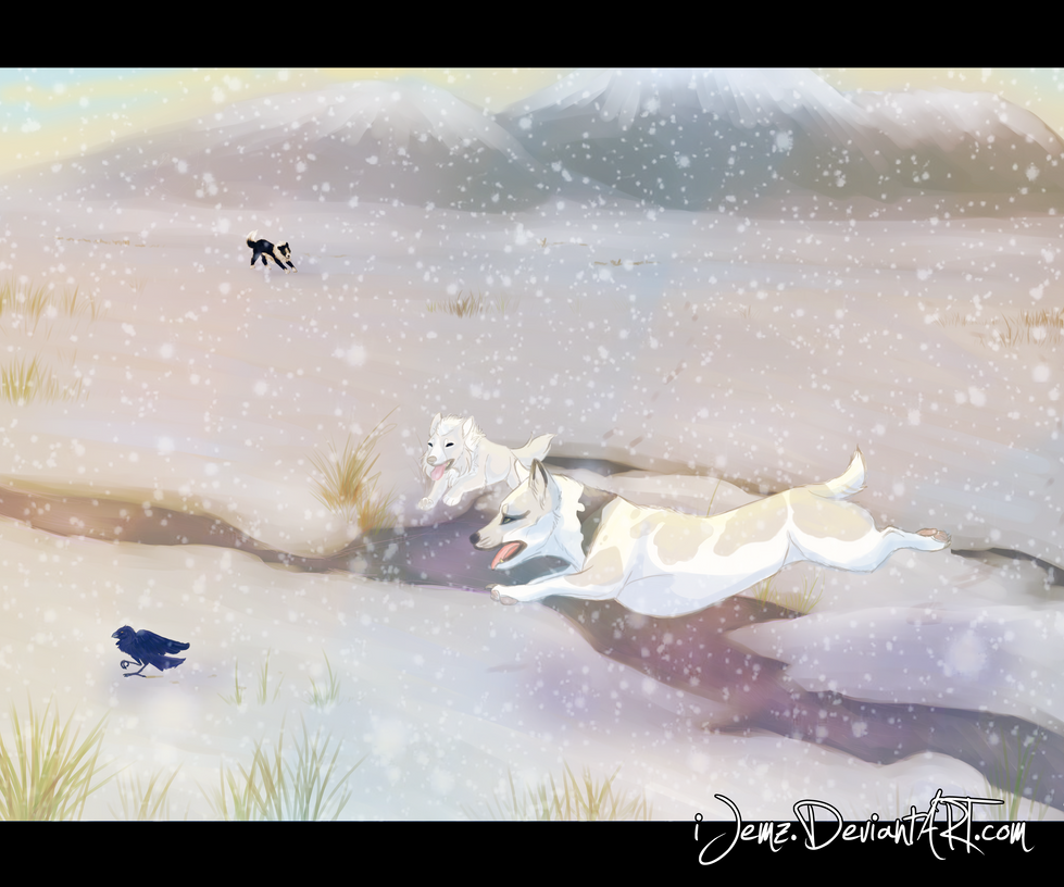 Bird Hunt - Arrillaga by iJemz