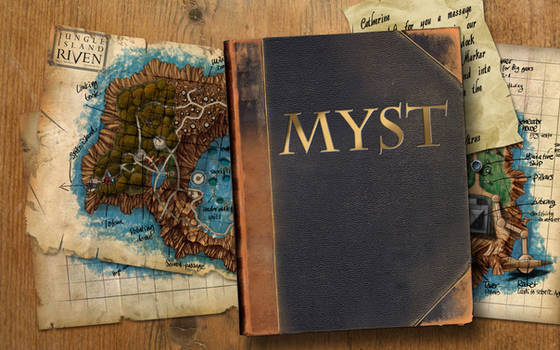 Myst background