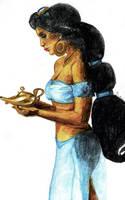 Jasmine by JonasEklundh
