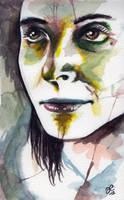 Tina Aquarelle by JonasEklundh