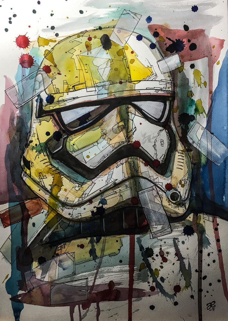 Storm Trooper by JonasEklundh