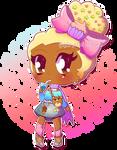 BubbleTea Babe by Crystal-Moore